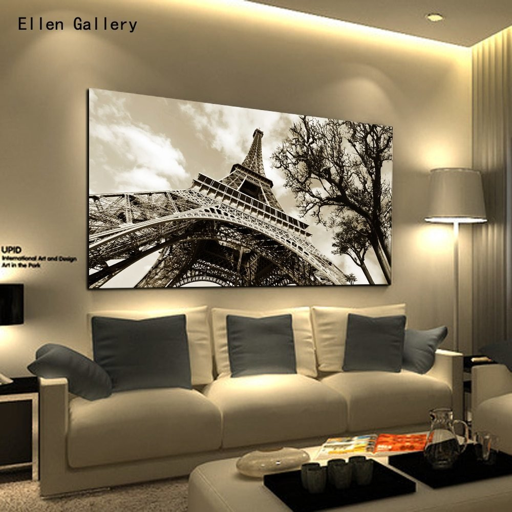 Best Home Decor Wall Art Canvas Painting Wall Pictures For Bedroom Quadro Cuadros Decoration Paris With Pictures
