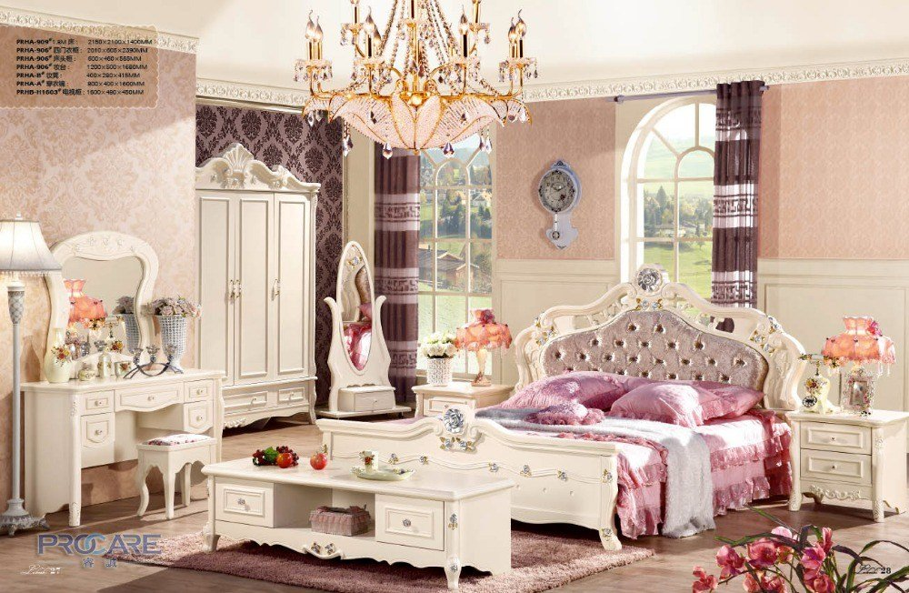 Best Popular Princess Bedroom Furniture Buy Cheap Princess With Pictures