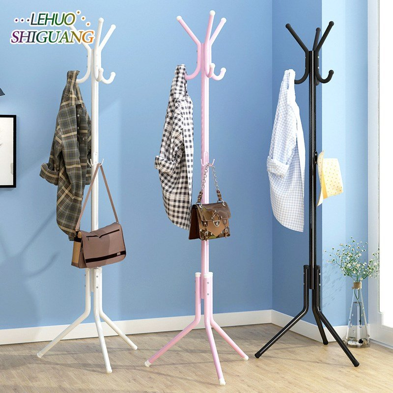 Best Diy Simple Fashion Coat Rack Stainless Steel Assembly With Pictures