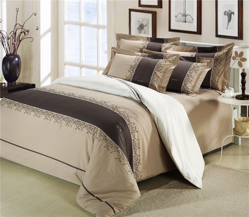 Best Wholesale Of 100 Cotton Embroidery Patchwork Bedding Set With Pictures