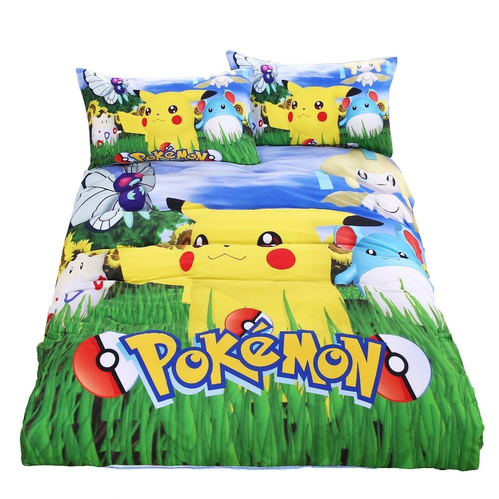 Best Online Buy Wholesale Pokemon Bedding Set From China With Pictures