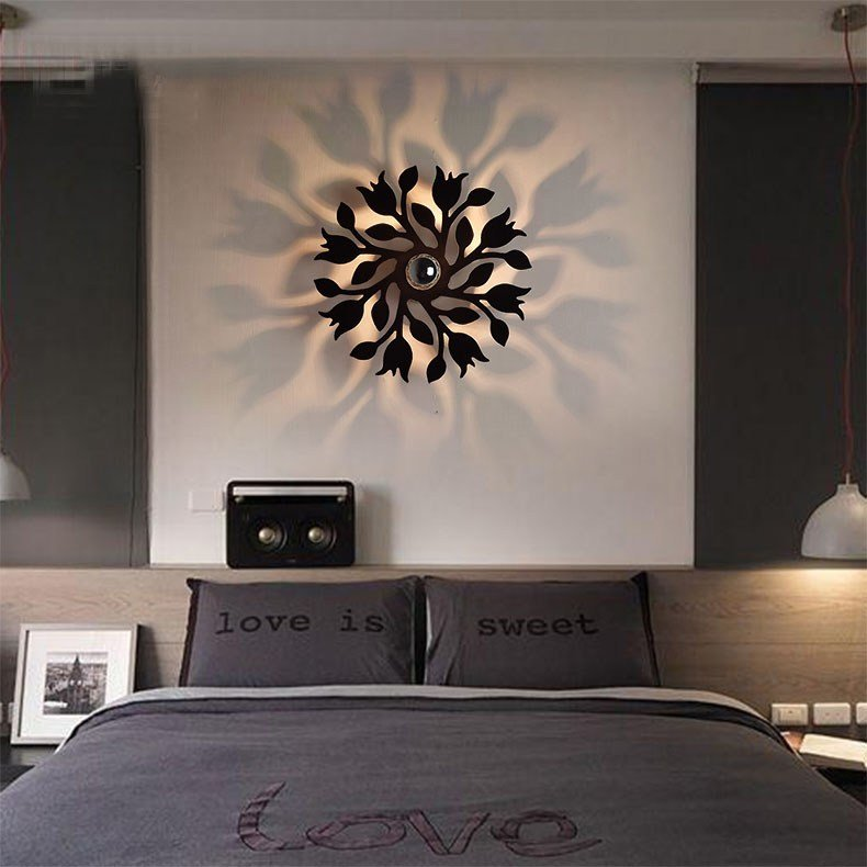 Best Modern Simple Wall Lighting Creative Personality Led Wall With Pictures