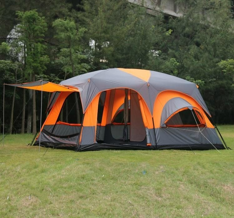 Best 6 8 10 12 Person 2 Bedroom 1 Living Room Anti Rain Awning With Pictures