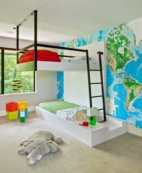 Best 20 Cool Bunk Beds Kids Will Love Housely With Pictures