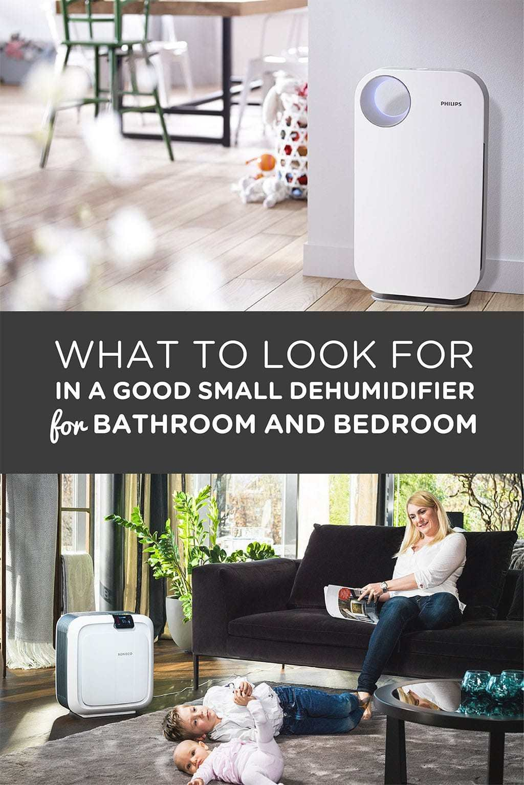 Best Small Dehumidifier For Bedroom And Bathroom 2019 With Pictures