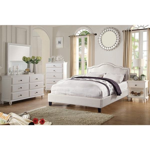 Best Shop Schastia 5 Piece Bedroom Set Free Shipping Today With Pictures