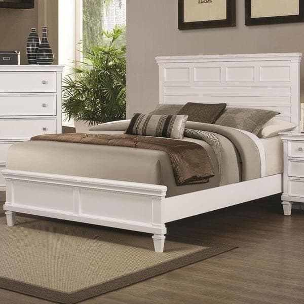 Best Shop Tucson 3 Piece White Bedroom Set Free Shipping Today Overstock 10612898 With Pictures