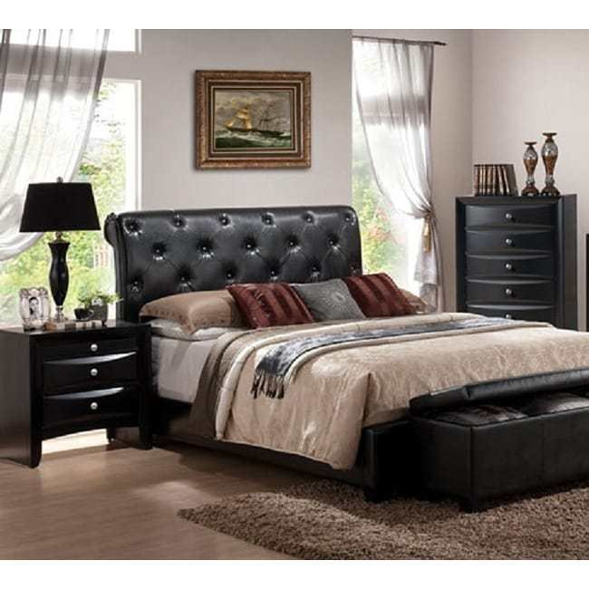 Best Shop Vegas 3 Piece California King Bedroom Set Free With Pictures
