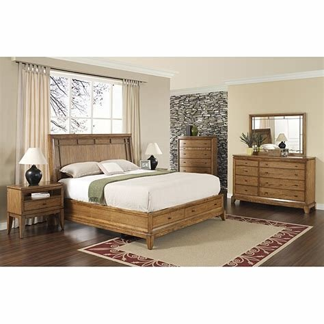 Best Toluca Lake 5 Piece King Size Storage Bedroom Set Free With Pictures