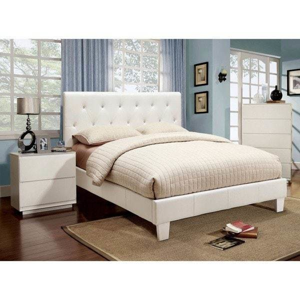 Best Shop Furniture Of America Mircella 3 Piece White With Pictures