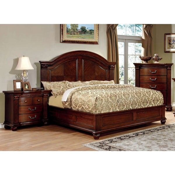 Best Shop Furniture Of America Vayne I 3 Piece Traditional With Pictures