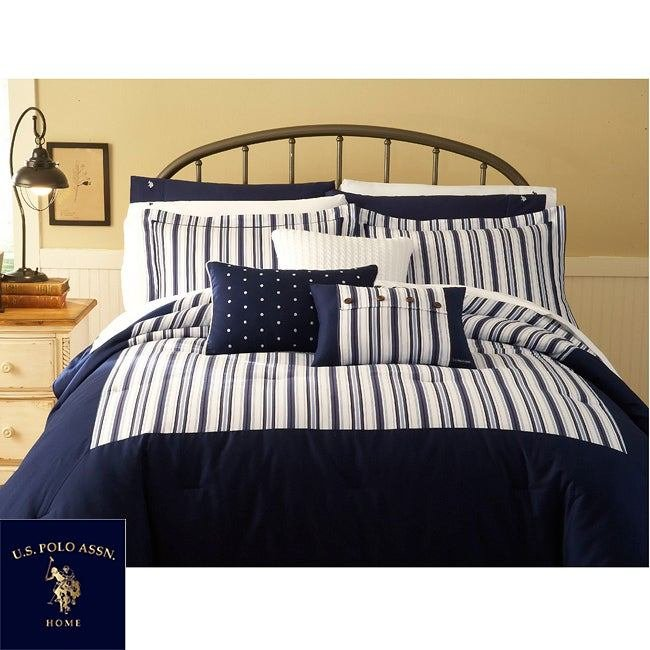 Best Us Polo Association Farmhouse Queen Size Comforter Set With Pictures
