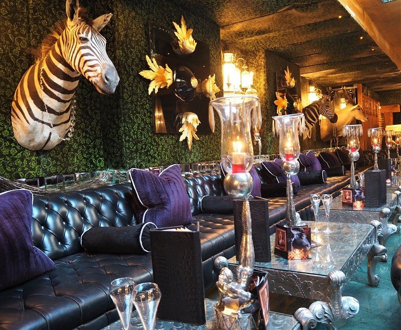 Best Opulent Eccentric Interiors At The Crazy Bear With Pictures