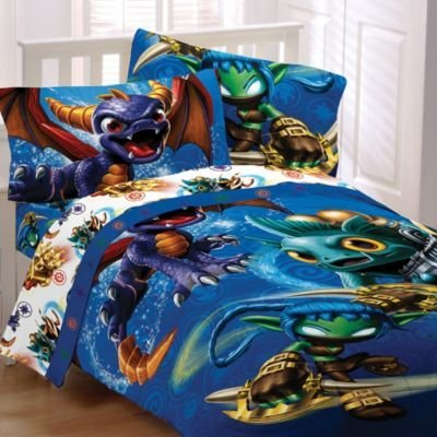 Best Skylanders Bedding And Bath Collection Bed Bath Beyond With Pictures