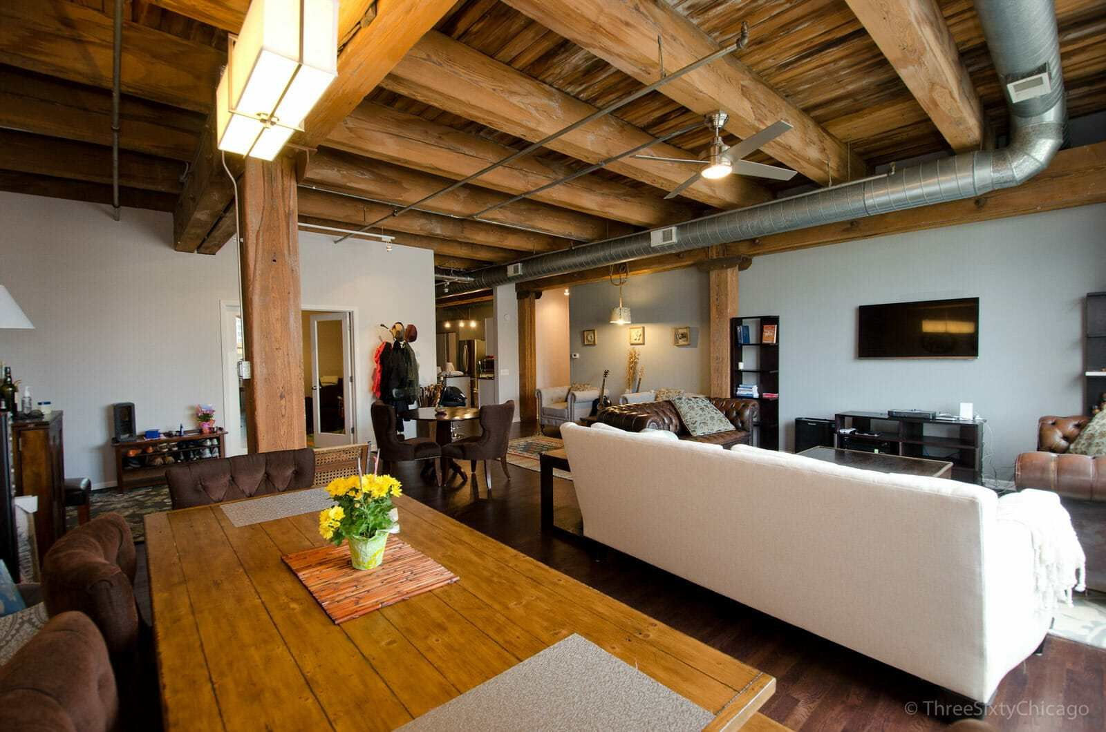 Best For Sale West Loop Loft 3 Bedroom 2 Bath Brick Timber With Pictures