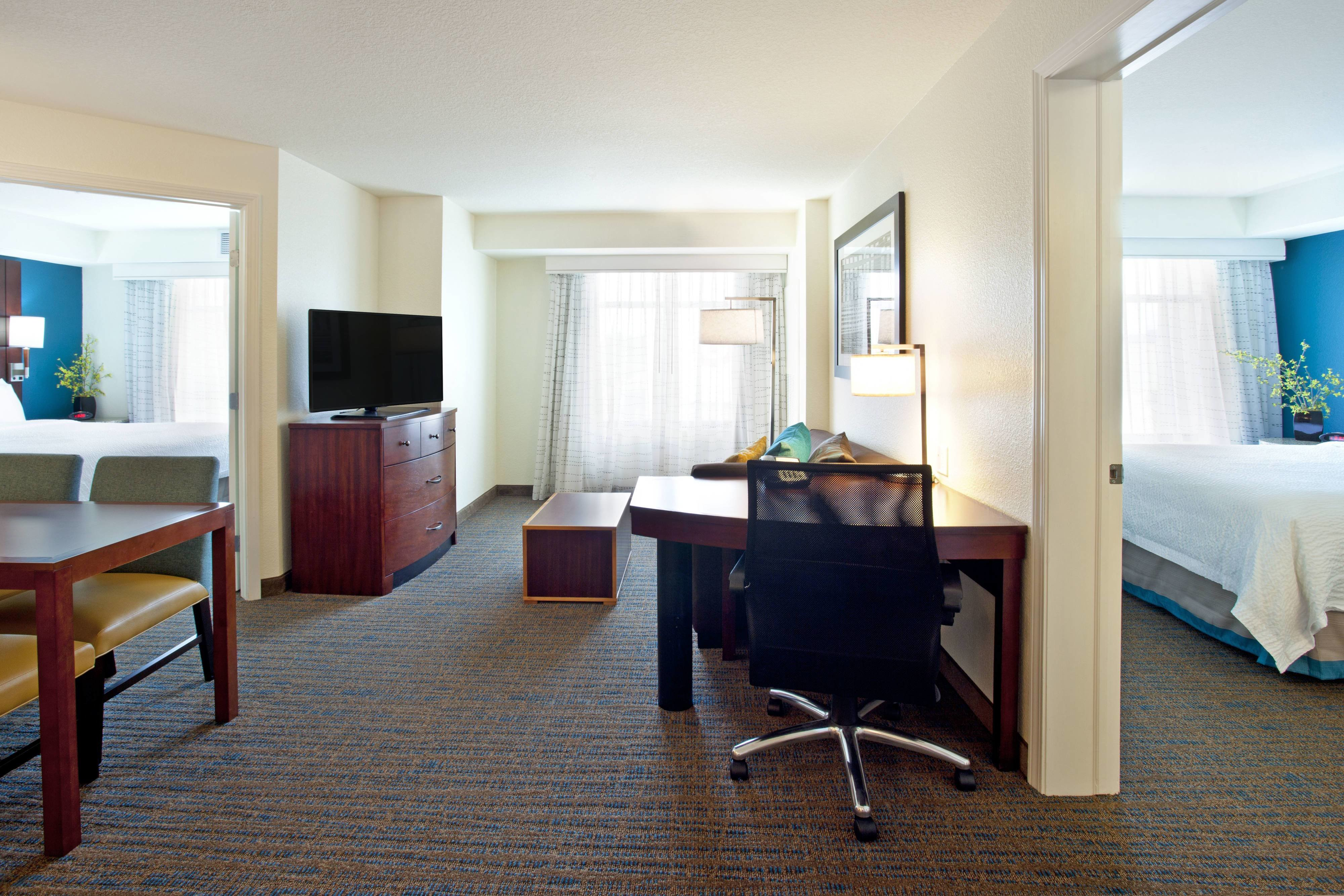 Best Spacious Guest Rooms Residence Inn By Marriott With Pictures