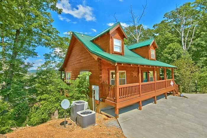 Best 3 Bedroom Cabin Near Gatlinburg Catch A Star With Pictures