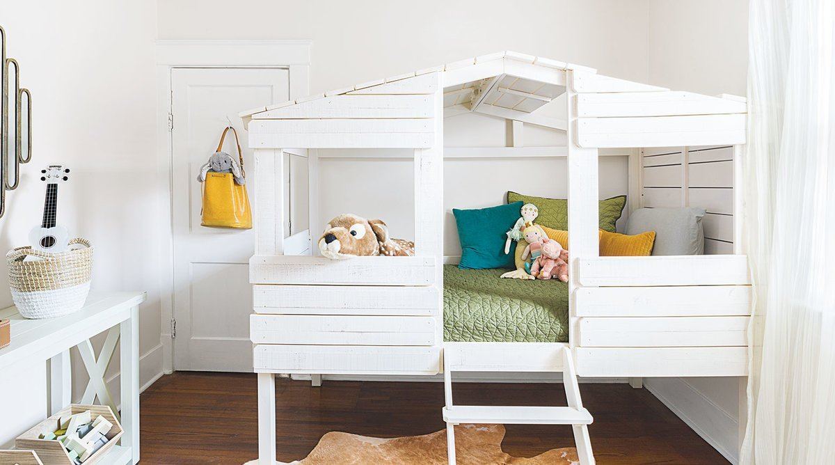 Best Decor Ideas For A Kid's Room Real Simple With Pictures