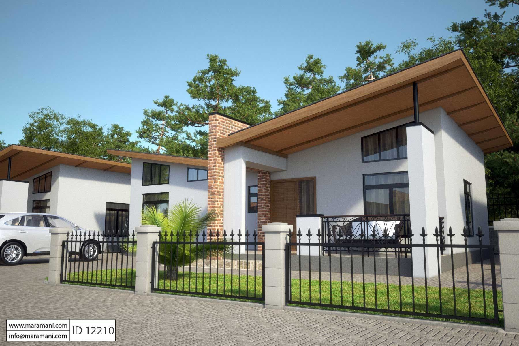 Best Two Bedroom House Id 12210 Maramani Com With Pictures