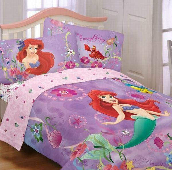 Best Girls Bedding 30 Princess And Fairytale Inspired Sheets With Pictures