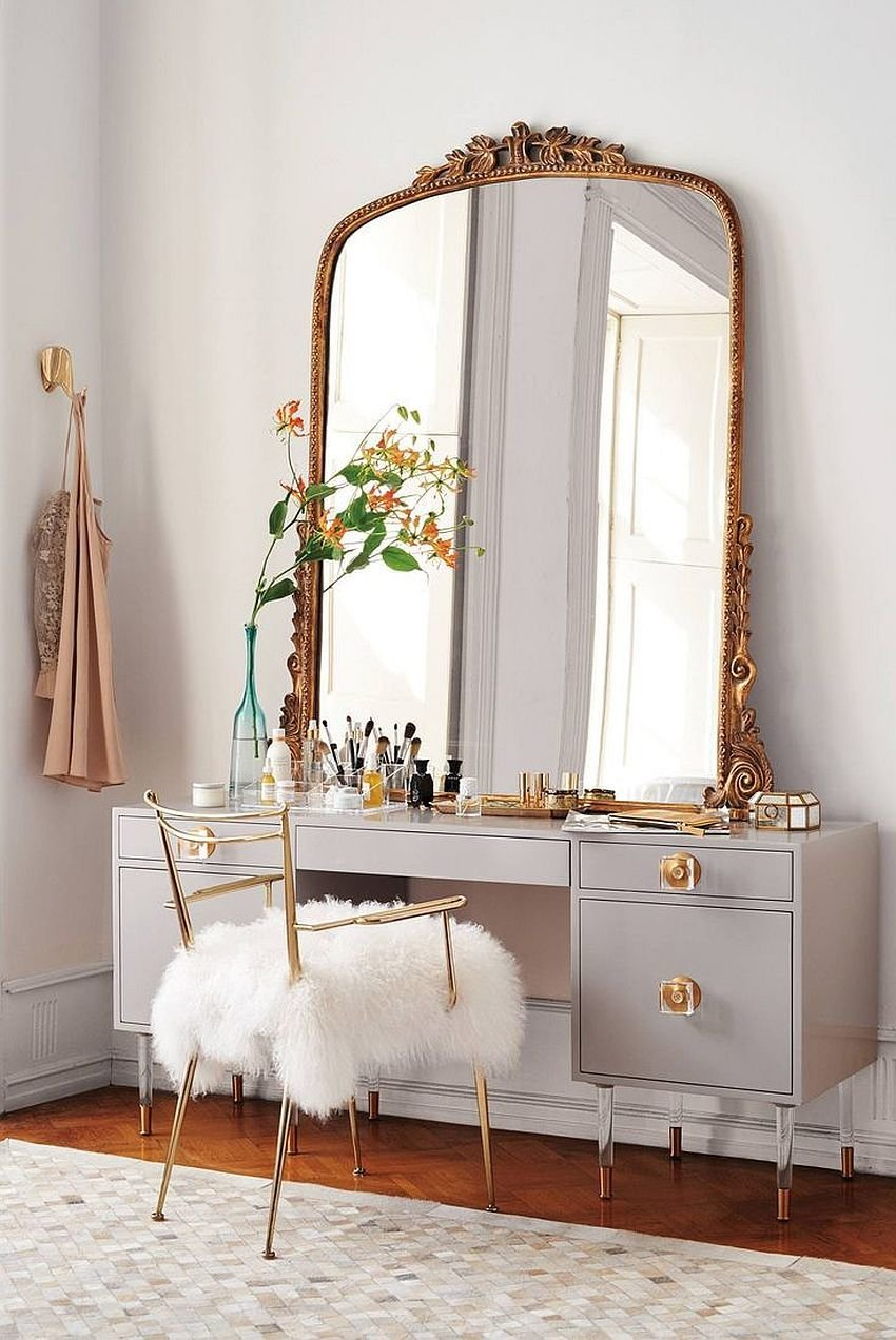 Best 20 Makeup Vanity Sets And Dressers To Complete Your Dream With Pictures