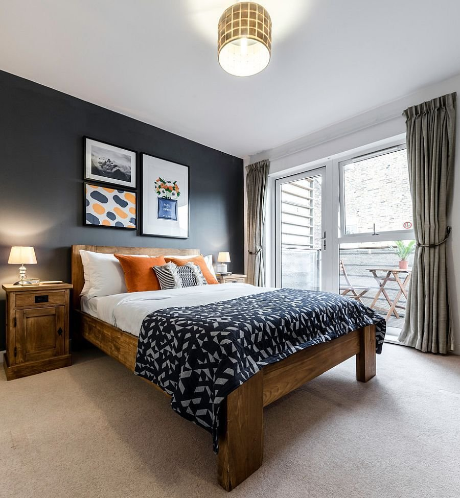 Best Dark And Dramatic Give Your Bedroom A Glam Makeover With With Pictures