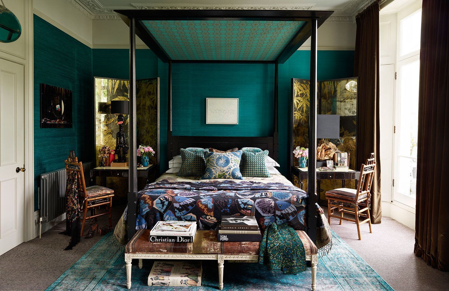 Best Eclectic Bedroom Designs Inspiration Dering Hall With Pictures