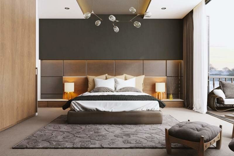 Best 30 Examples Of False Ceiling Design For Bedrooms With Pictures