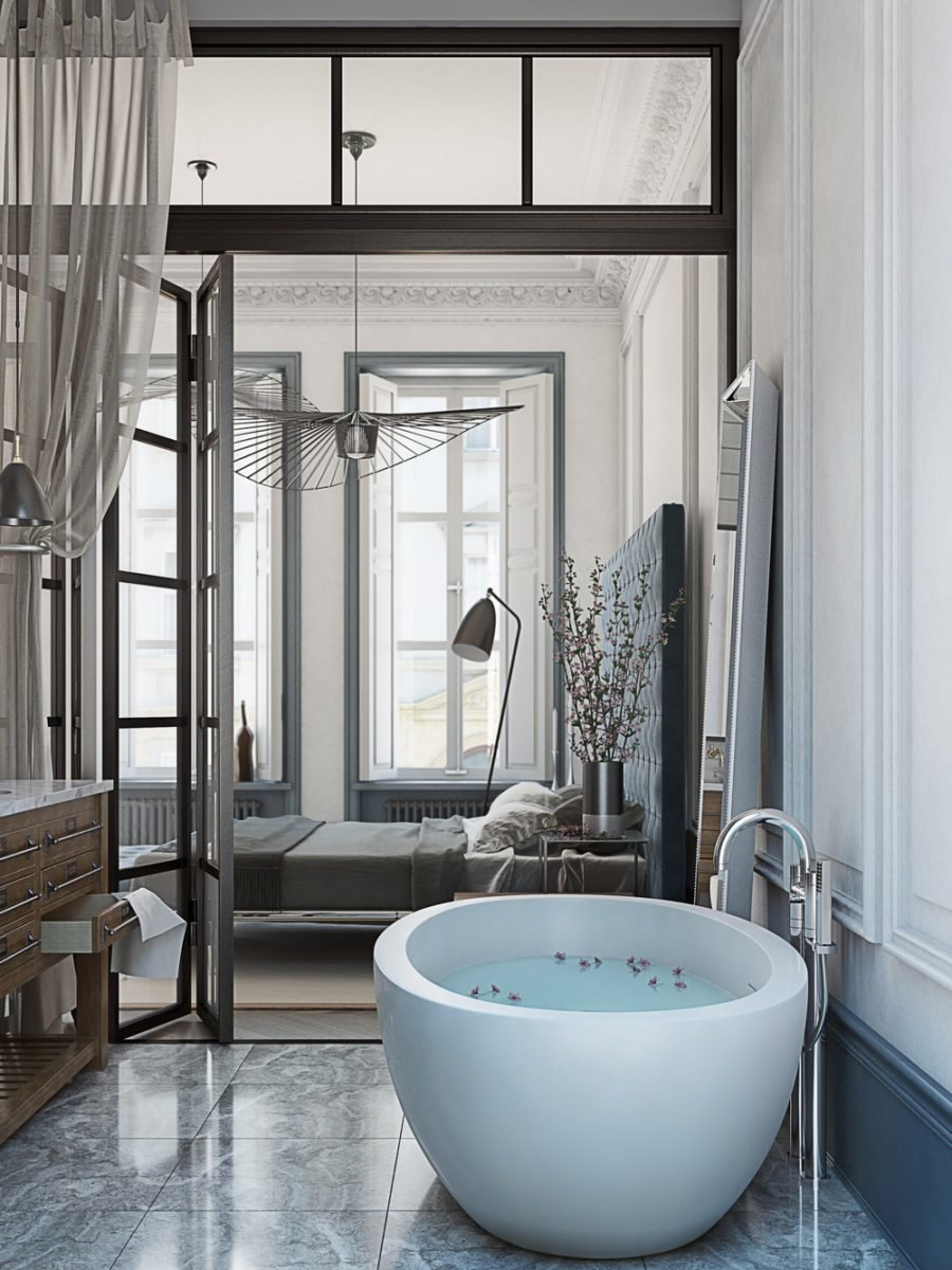 Best Hotel Bath Ideas For The Master Bedroom With Pictures