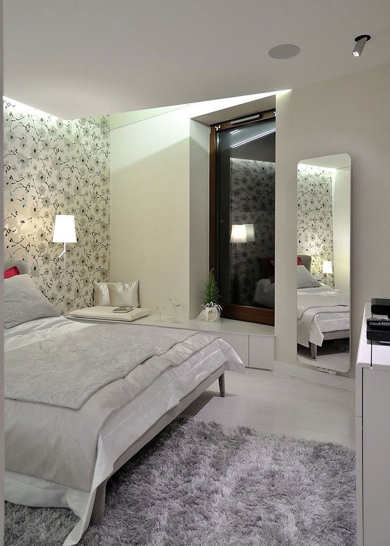 Best Stylish Contemporary Apartment Boasting Sophisticated Lighting System With Pictures