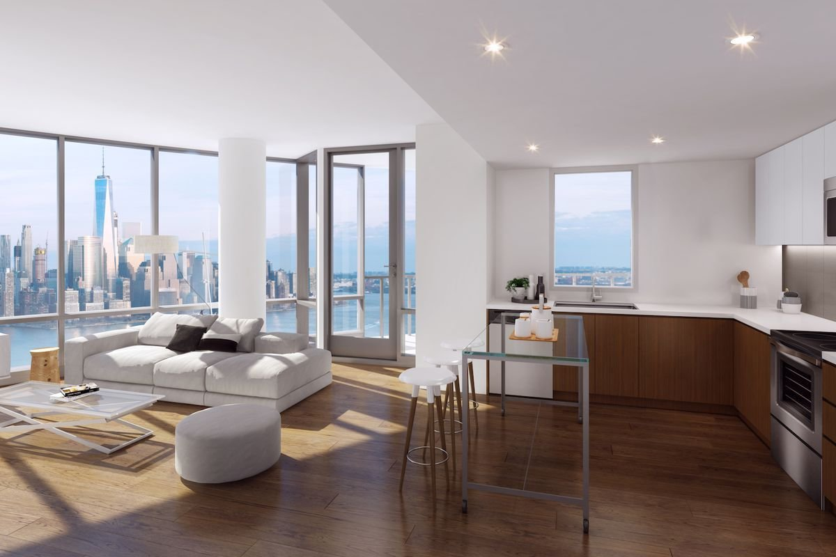 Best Jersey City S Newest Luxury Rental Ellipse Launches From With Pictures