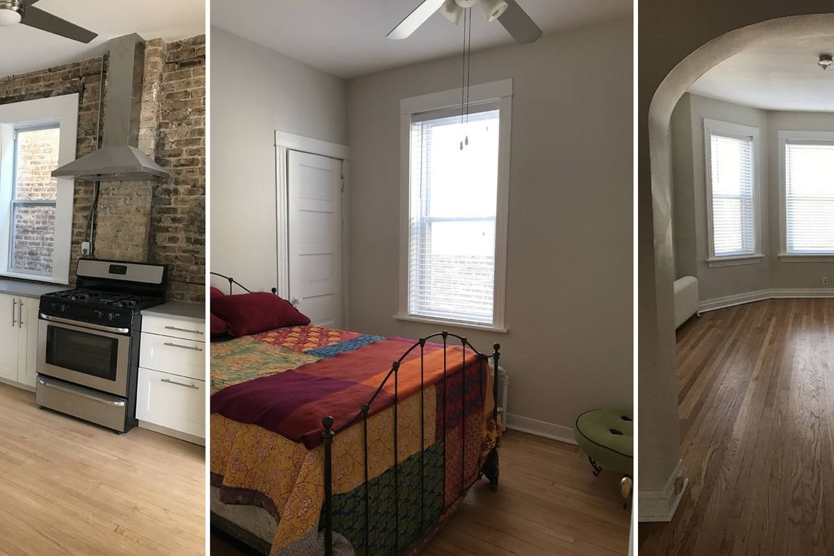 Best Renovated Albany Park Three Bedroom Apartment Rents For With Pictures