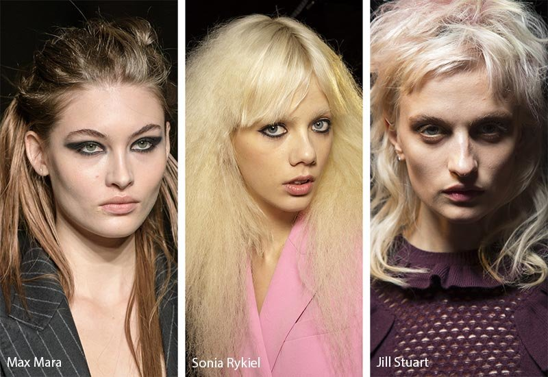 Free Fall Winter 2018 2019 Hairstyle Trends Fall 2018 Runway Wallpaper