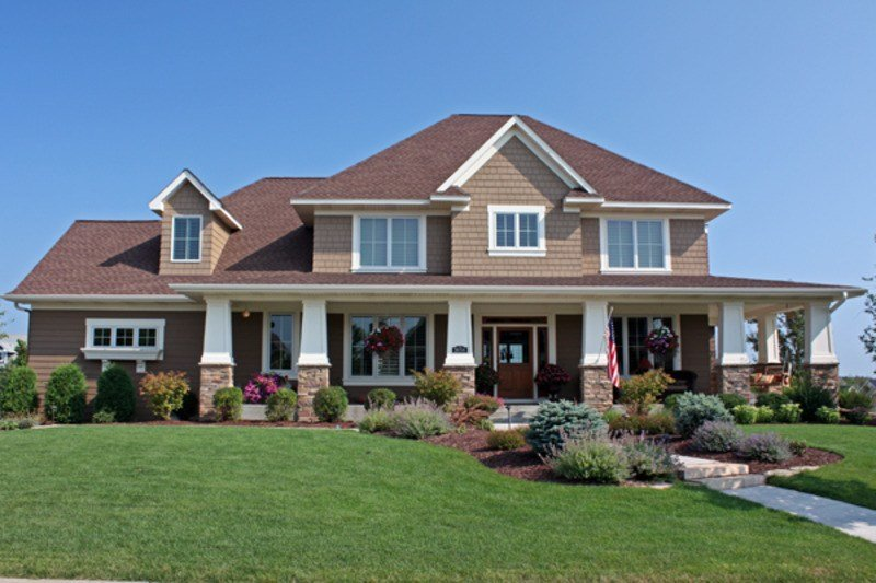Best Craftsman Style House Plan 4 Beds 3 5 Baths 3635 Sq Ft With Pictures