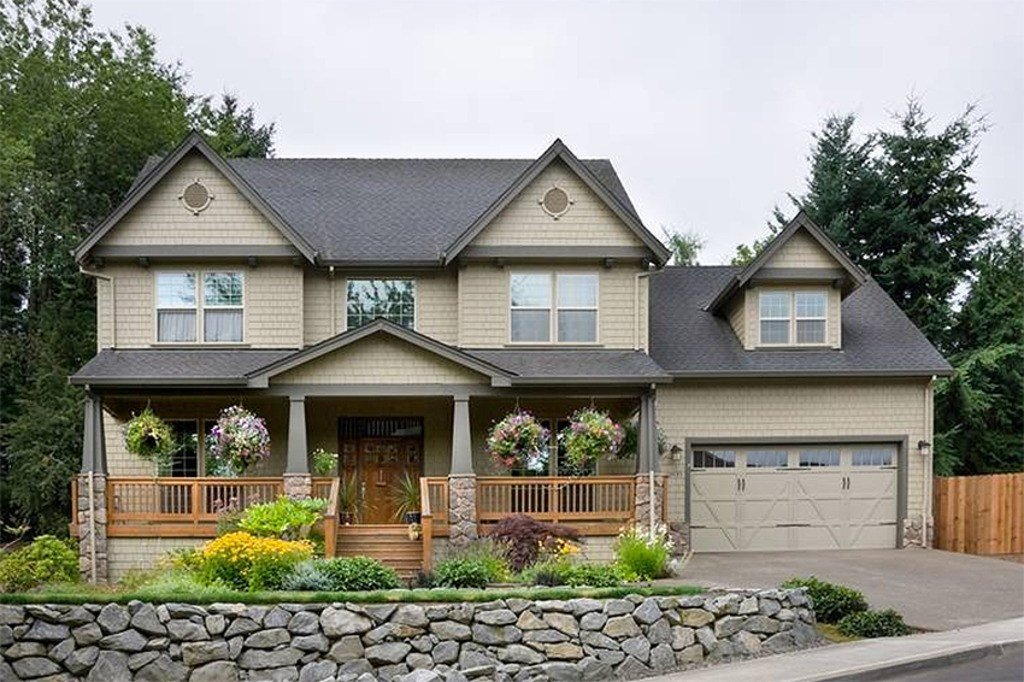 Best Craftsman Style House Plan 4 Beds 2 5 Baths 2500 Sq Ft With Pictures