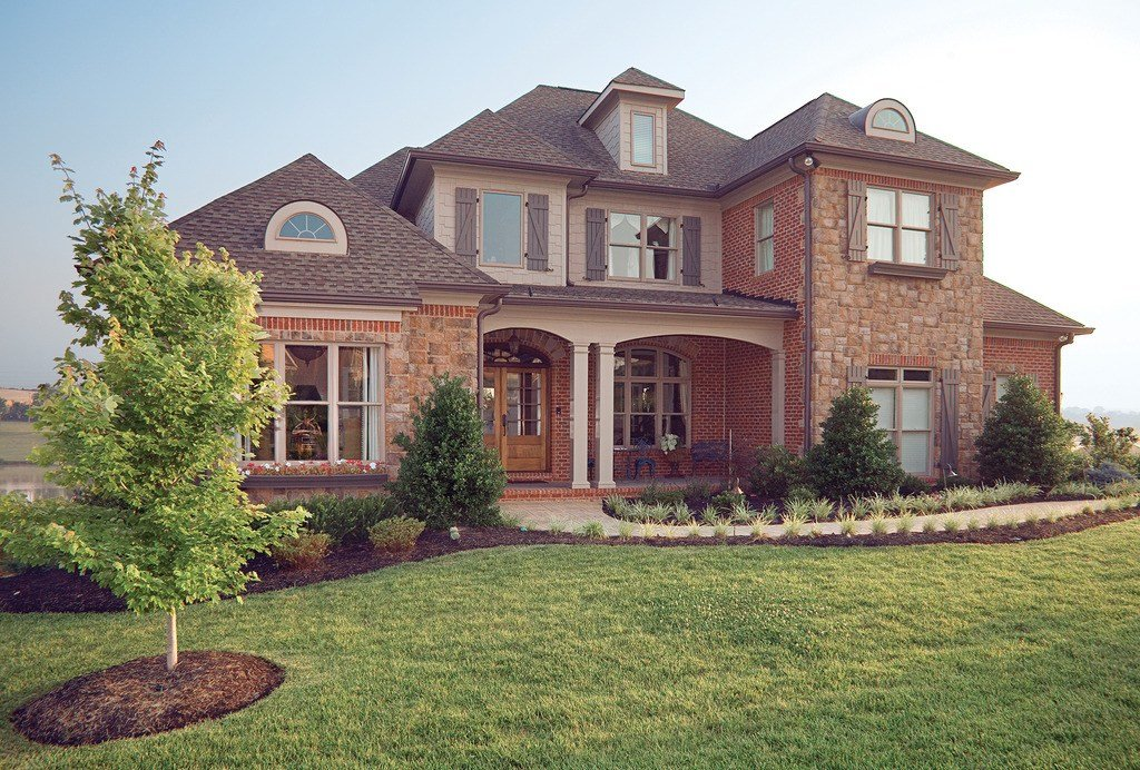Best Traditional Style House Plan 5 Beds 4 50 Baths 3482 Sq With Pictures