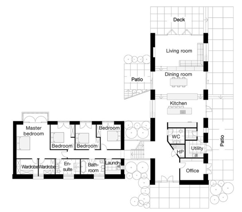 Best European Style House Plan 4 Beds 2 Baths 3904 Sq Ft Plan With Pictures