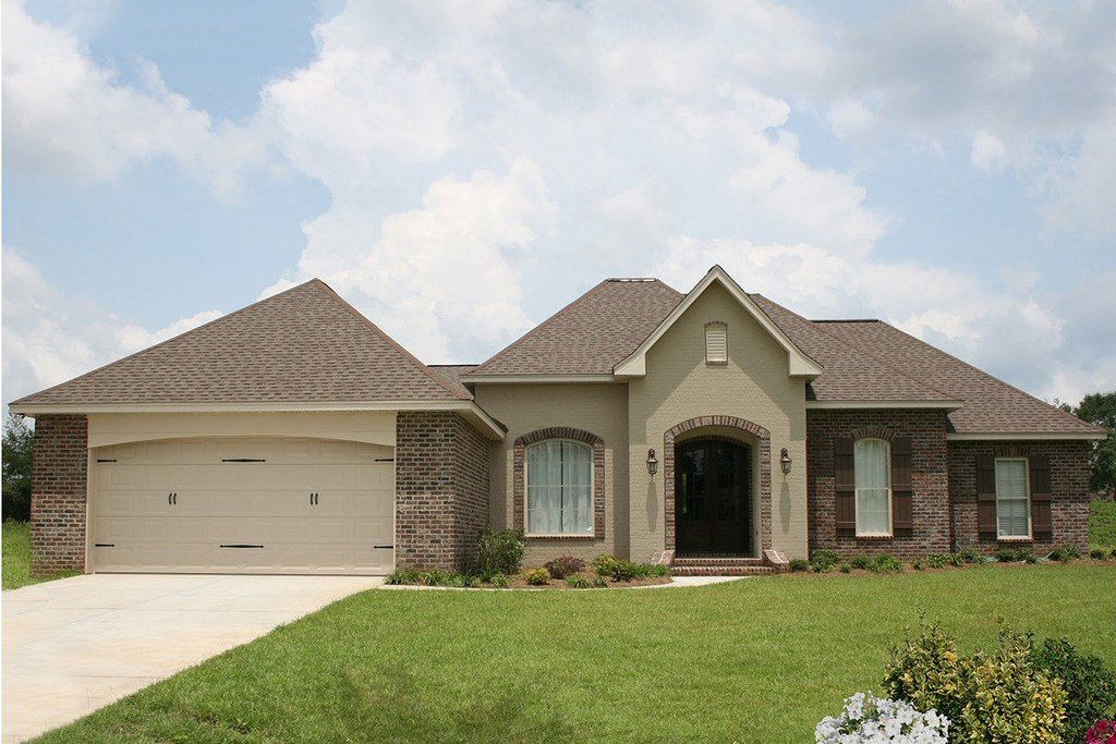 Best European Style House Plan 4 Beds 2 Baths 2000 Sq Ft Plan With Pictures