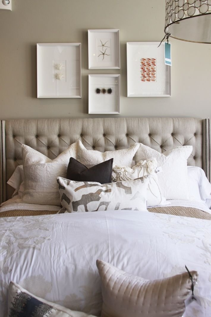 Best Creative Ideas For Decorating The Space Above Your Bed With Pictures