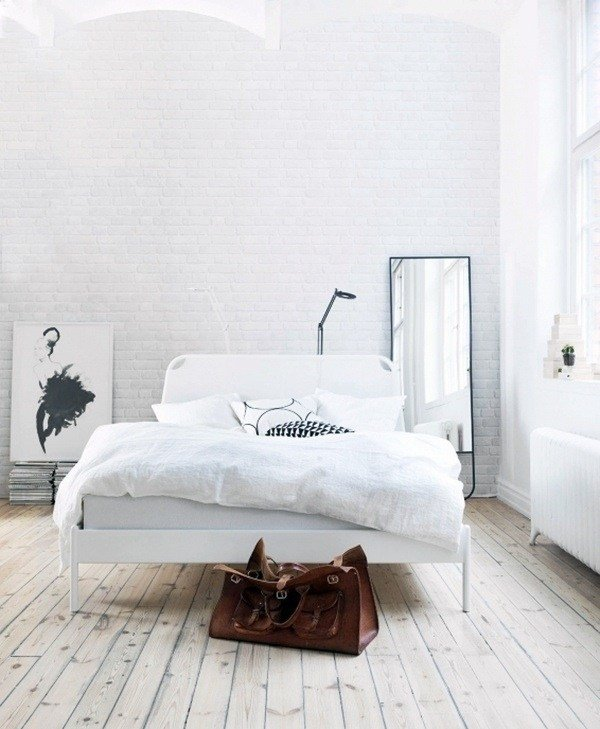 Best Painting Brick Walls White – An Increasingly Popular Trend With Pictures