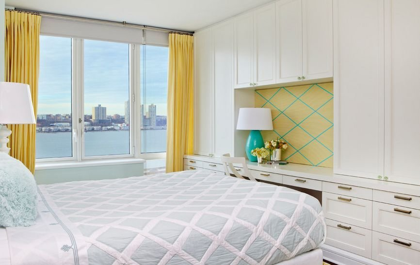 Best The Way To Brighten Up A Room With Yellow Curtains With Pictures