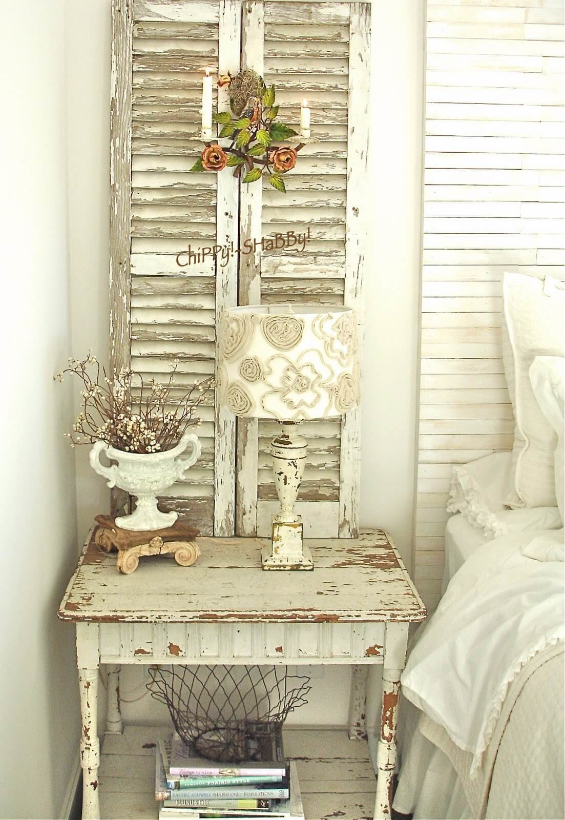 Best 35 Best Shabby Chic Bedroom Design And Decor Ideas For 2017 With Pictures