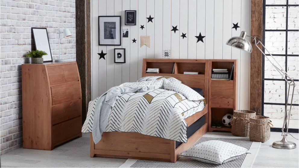 Best Buy Sankara King Single Bed Harvey Norman Au With Pictures