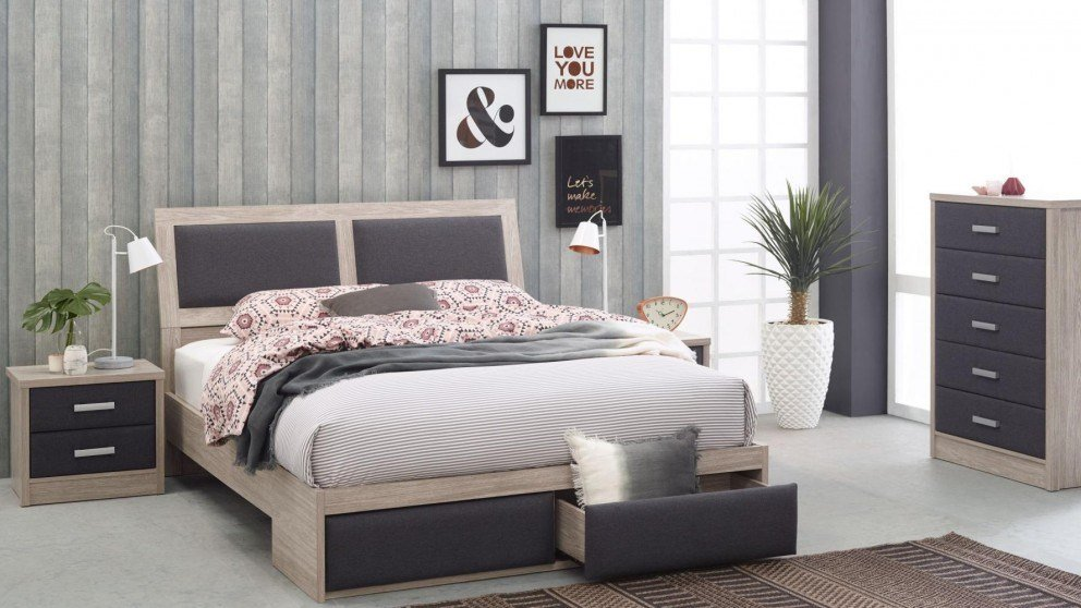 Best Buy Beacon 4 Piece Queen Bedroom Suite Harvey Norman Au With Pictures