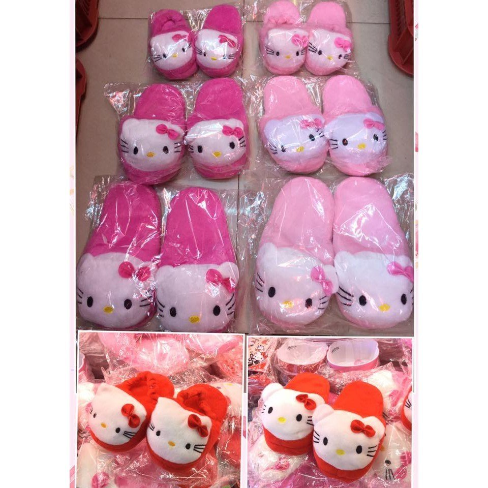Best Hello Kitty Bedroom Slippers Shopee Philippines With Pictures