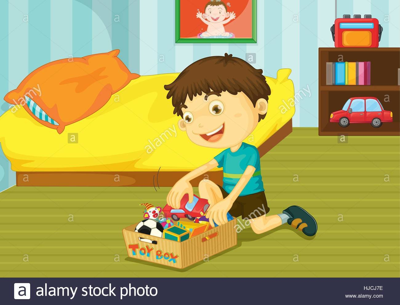 Best Objects Room Bed Person Illustration Tidy Bedroom With Pictures