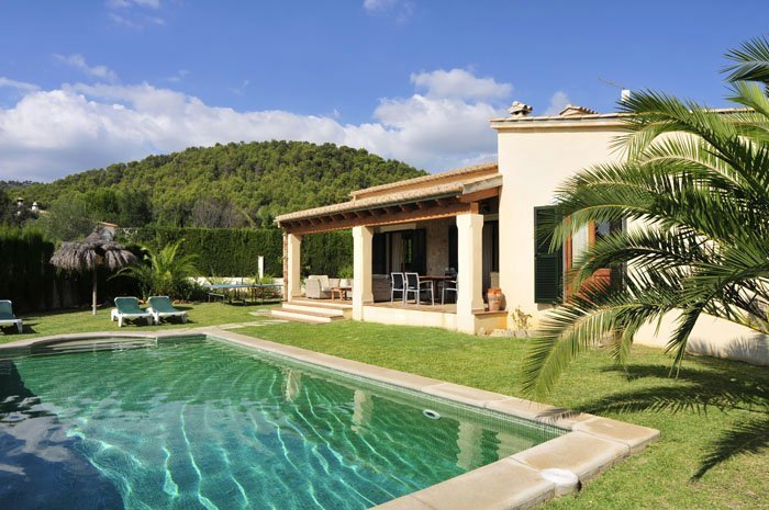 Best Villa To Rent In S Obac Majorca With Private Pool 183844 With Pictures
