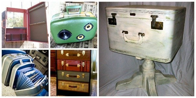 Best Repurposed Suitcases Simple Diy Ideas For Decorating Your With Pictures