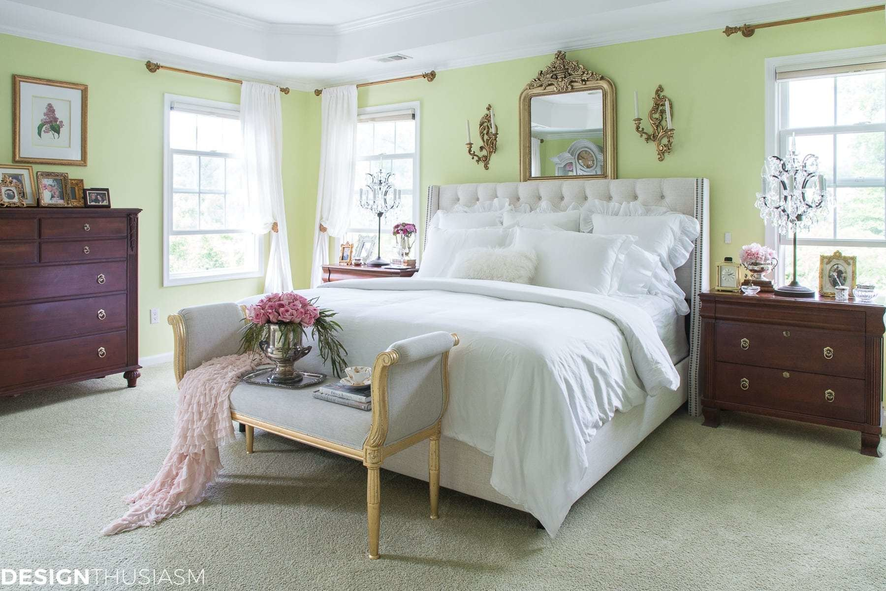 Best Master Bedroom Ideas 7 Tips For Creating A Dreamy Updated With Pictures