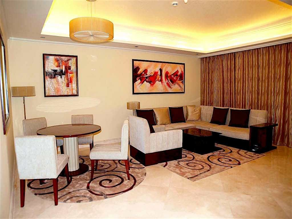 Best Apartments For Short Term Rent Mean Taj Grandeur Residence With Pictures